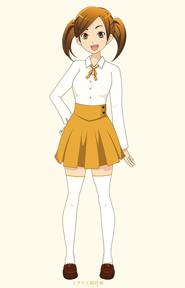 ボイスキャラクター向日葵